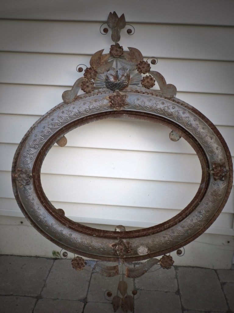 antique-metal-frame