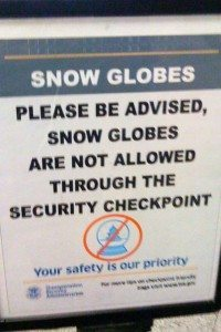 Snow-Globe-airport-Warning