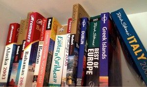 Guide-books-on-shelf