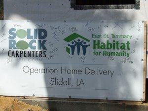 habitat-sign