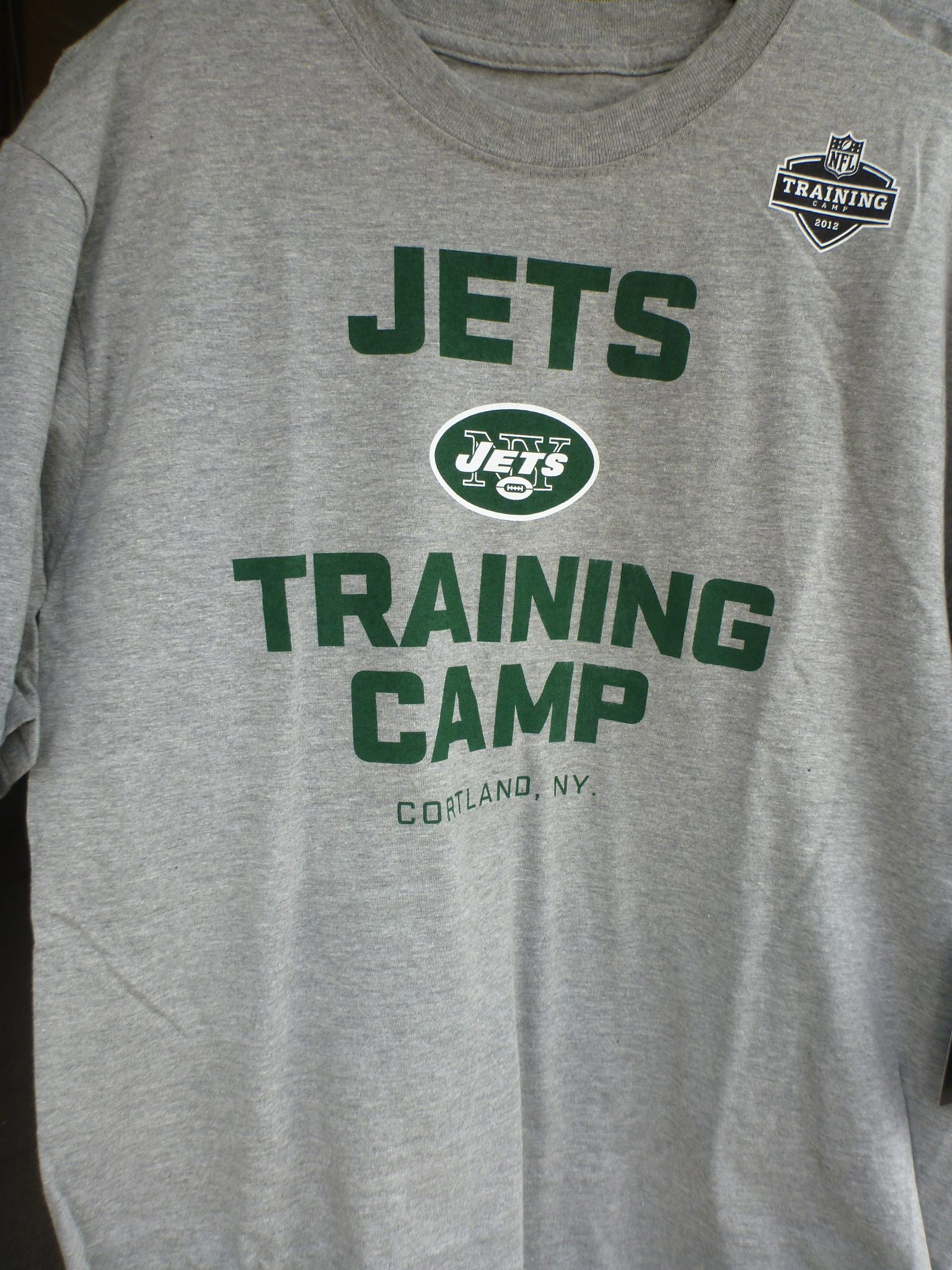 NY Jets Training Camp