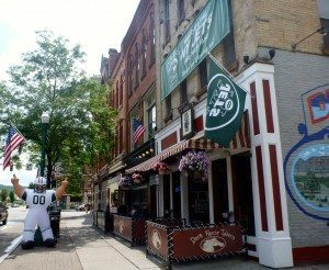 Cortland Welcomes the NY Jets