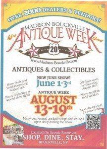 Antique Week