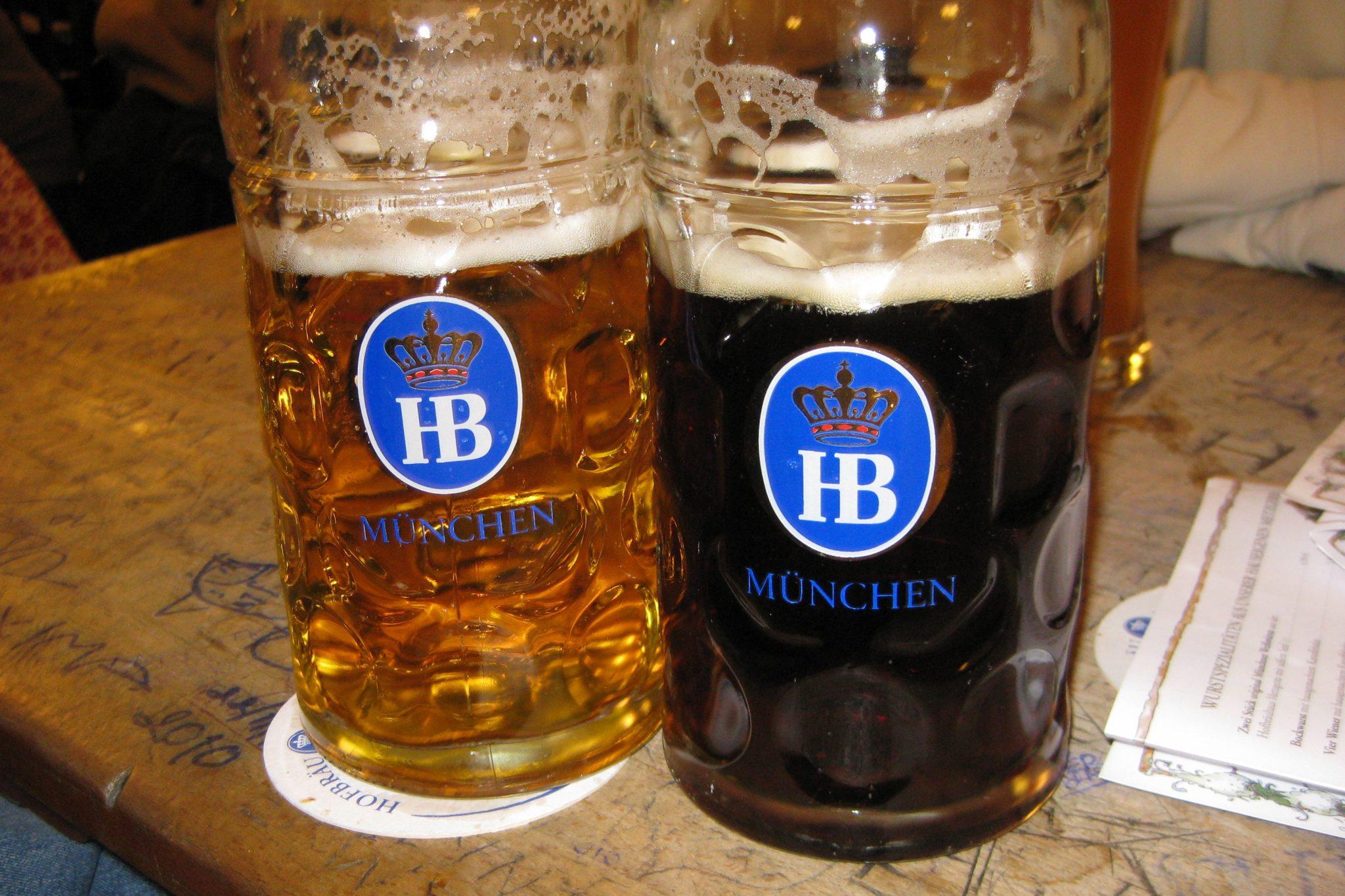 Hofbrau Haus Beer