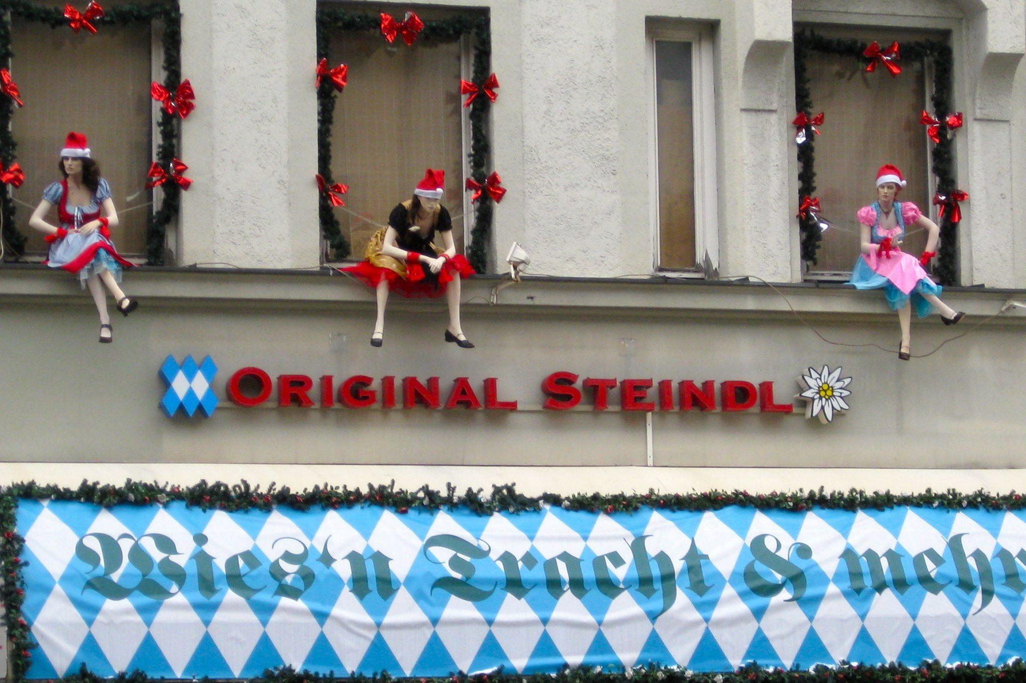 Steindl Authentic Bavarian Dress