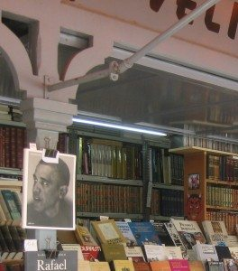 Book Stall Madrid
