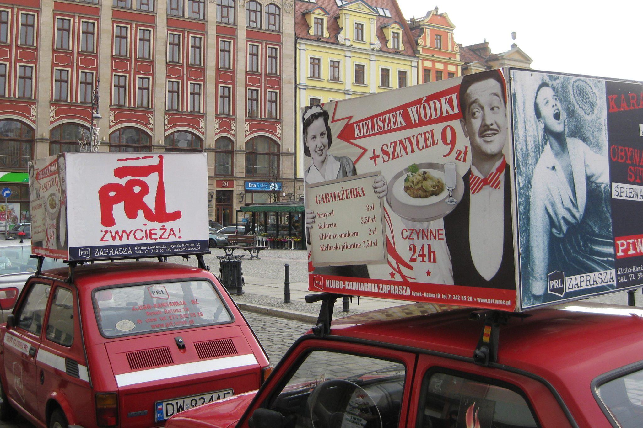 Wroclaw Poland Schnitzel