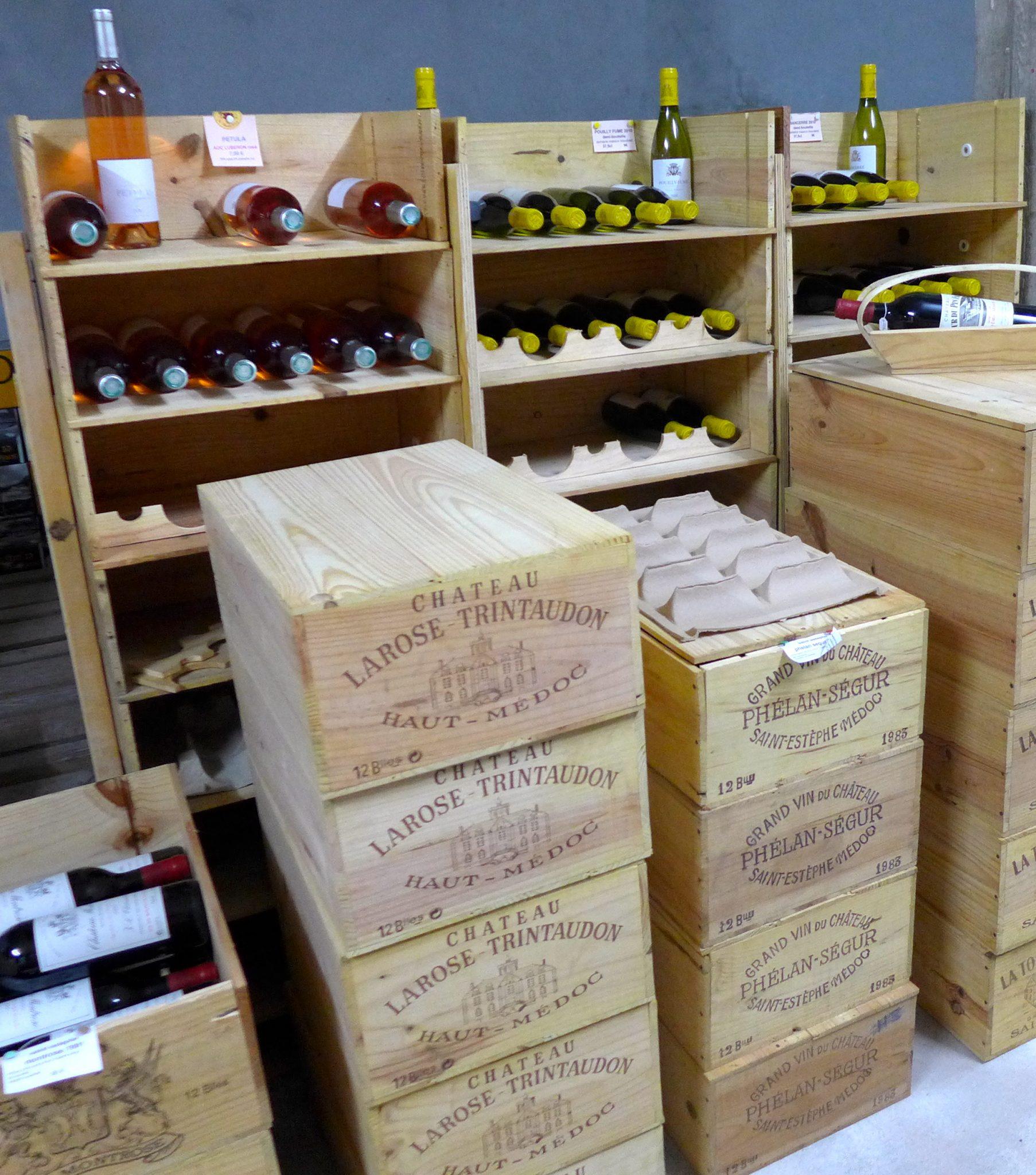 St. Barts wine