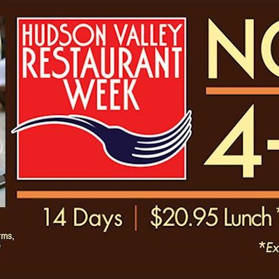 It's Restaurant Week!
