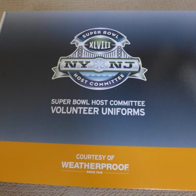 Dressing the Part: Super Bowl Volunteer Uniform