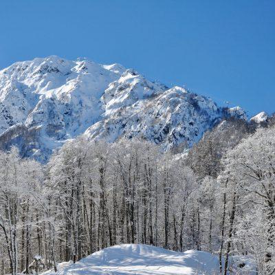Swanky Russian Ski Resorts