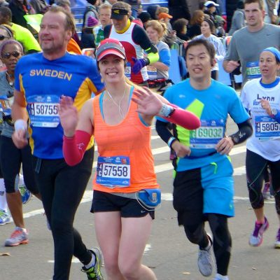 I Run Therefore I Am:  The NYC Marathon