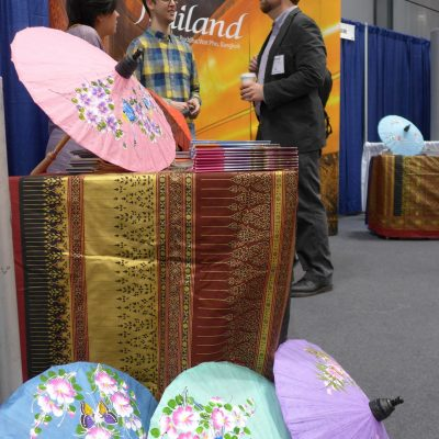 'Round the World at The NY Times Travel Show
