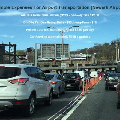 Is There A Lesser Evil? 5 Options For Getting To The Airport