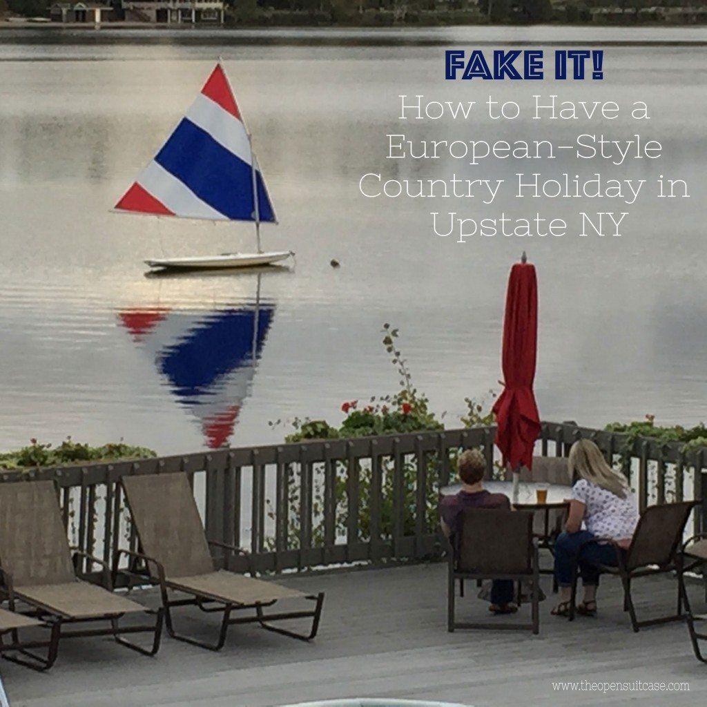 Dreaming of an off the beaten path adventure in Europe? You can take one that feels real in Lake Placid, NY.