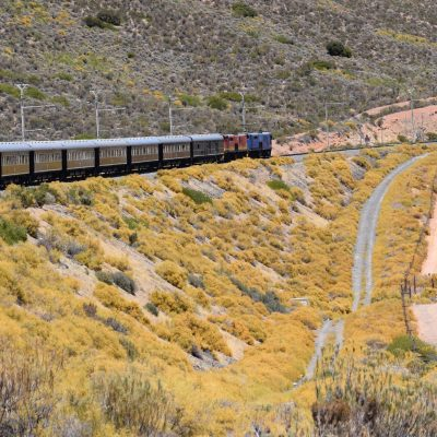 Rovos Rail: Climb Aboard and Travel Back in Time