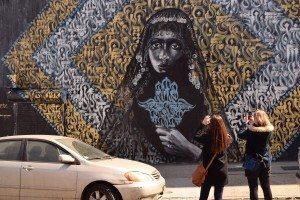 Brooklyn NY Mural