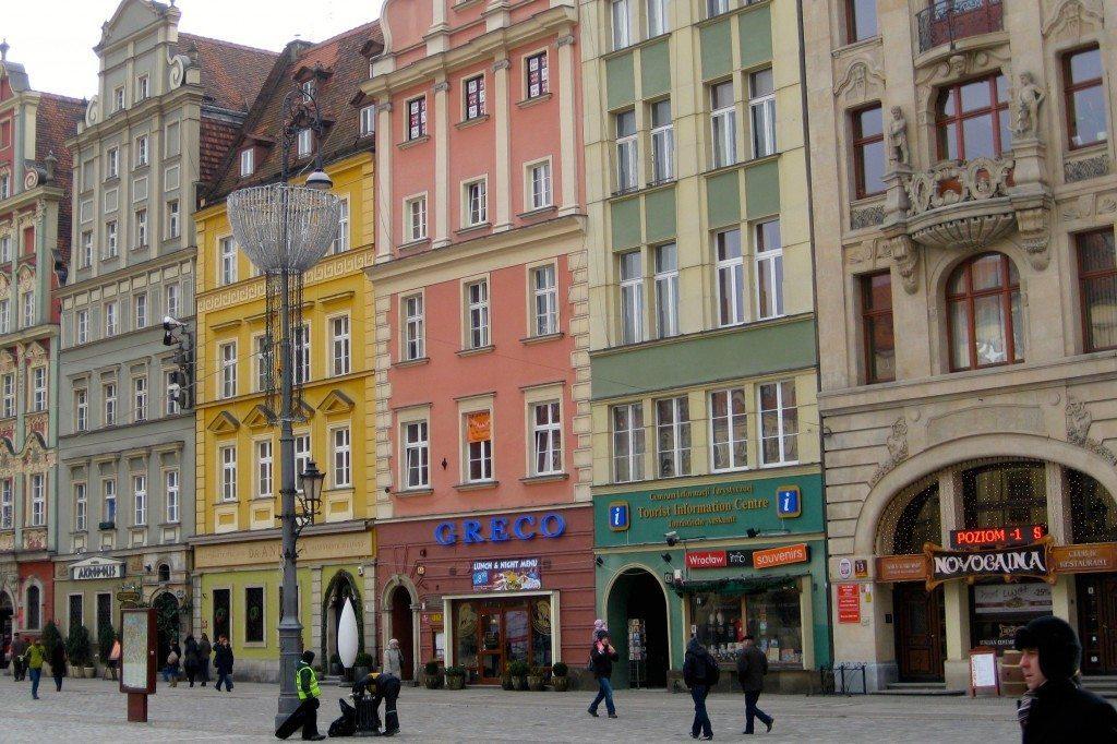 Wroclaw-city-square