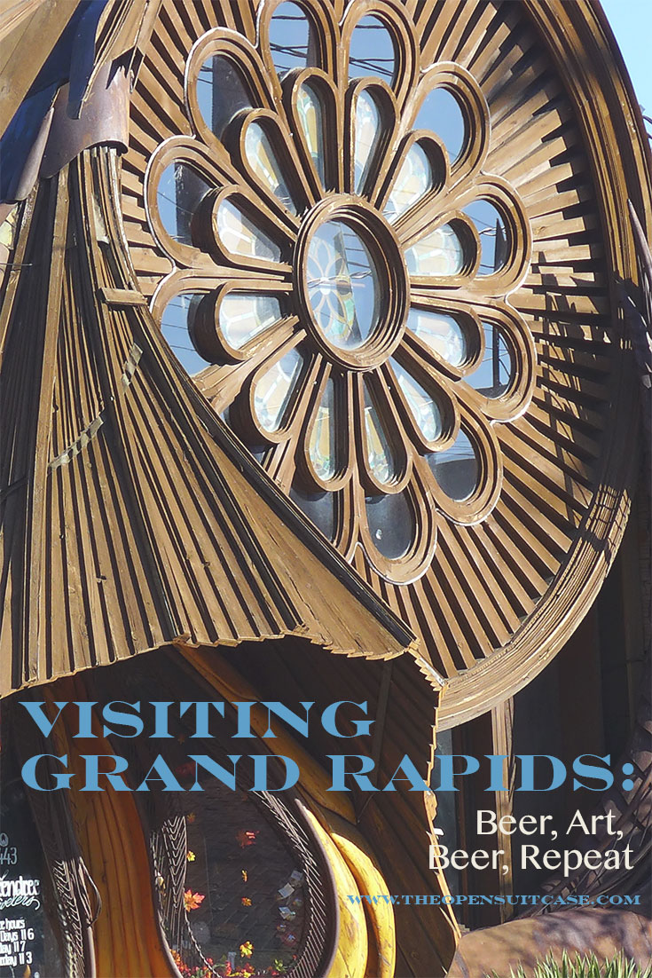 Grand Rapids, MI, is an under the radar travel destination. It's easy to navigate, features a premier art destination, and has a lively craft beer scene.