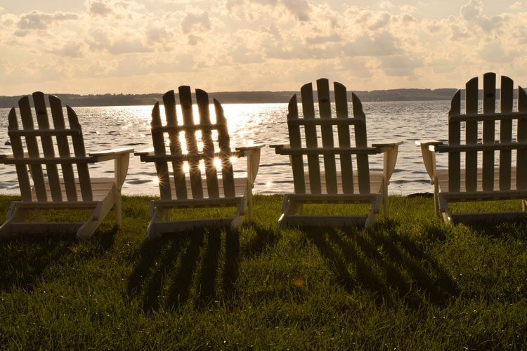 adirondack-chairs-sunset