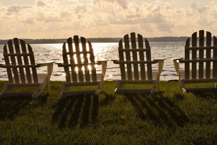 adirondack-chairs-sunset