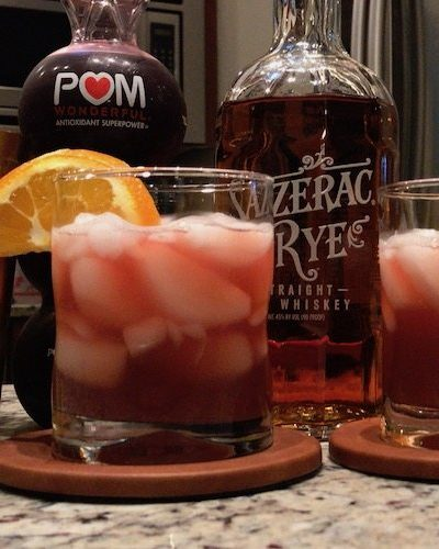 Whip Up a Whiskey Cocktail on Father's Day for Dear Old Dad