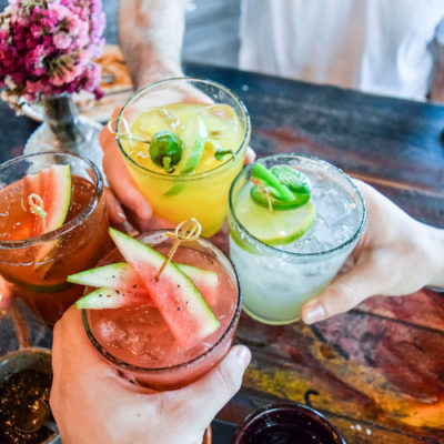 Pretty Cocktails to Serve for Happy Hour