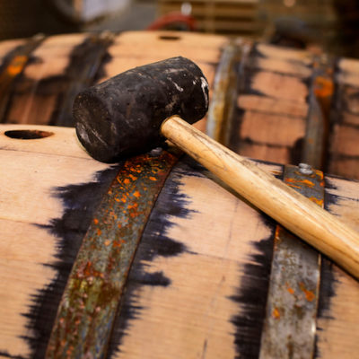 When Drinkers Craft: 15 Whiskey Barrel Ideas